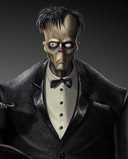 Image result for lurch new addams family cartoon