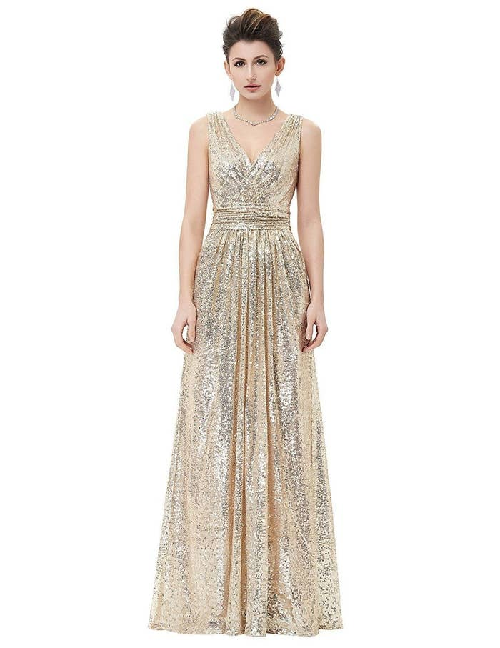 b5525f9bc66 Here s What We Think Of These Amazon Prom Dresses We Got For Under  100