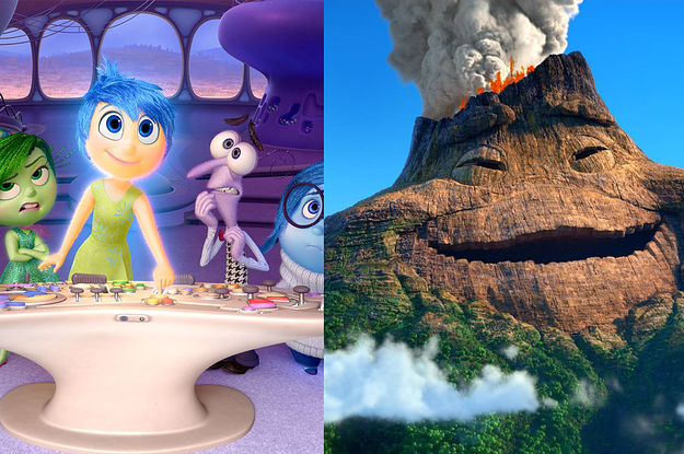 Can You Pair The Pixar Film With The Correct Pixar Short?