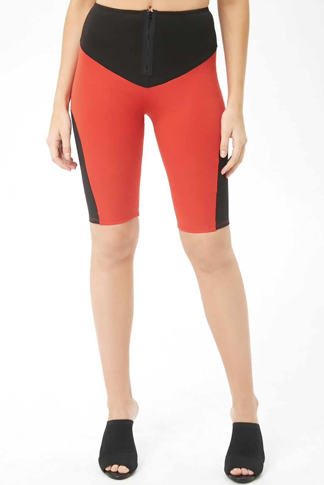 207ed775c Los shorts de ciclista están súper de moda y, honestamente, no se ...