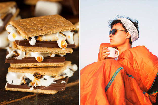 Eat Your Way Through This Camping Trip And We'll Reveal Your Dominant Personality Trait