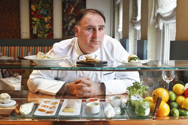 Chef José Andres