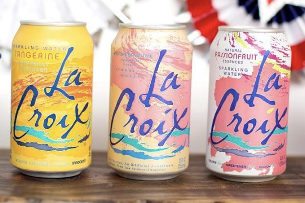 I Ranked Every Single Flavor Of LaCroix Sparkling Water And No, Coconut Isn't Last