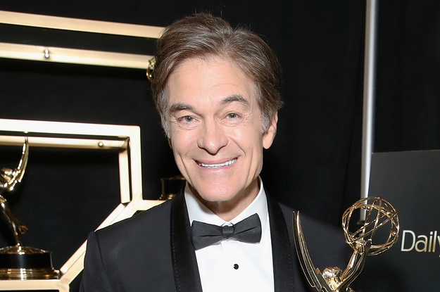 Dr. Oz Is Getting Dragged For Promoting Astrology As Health Advice