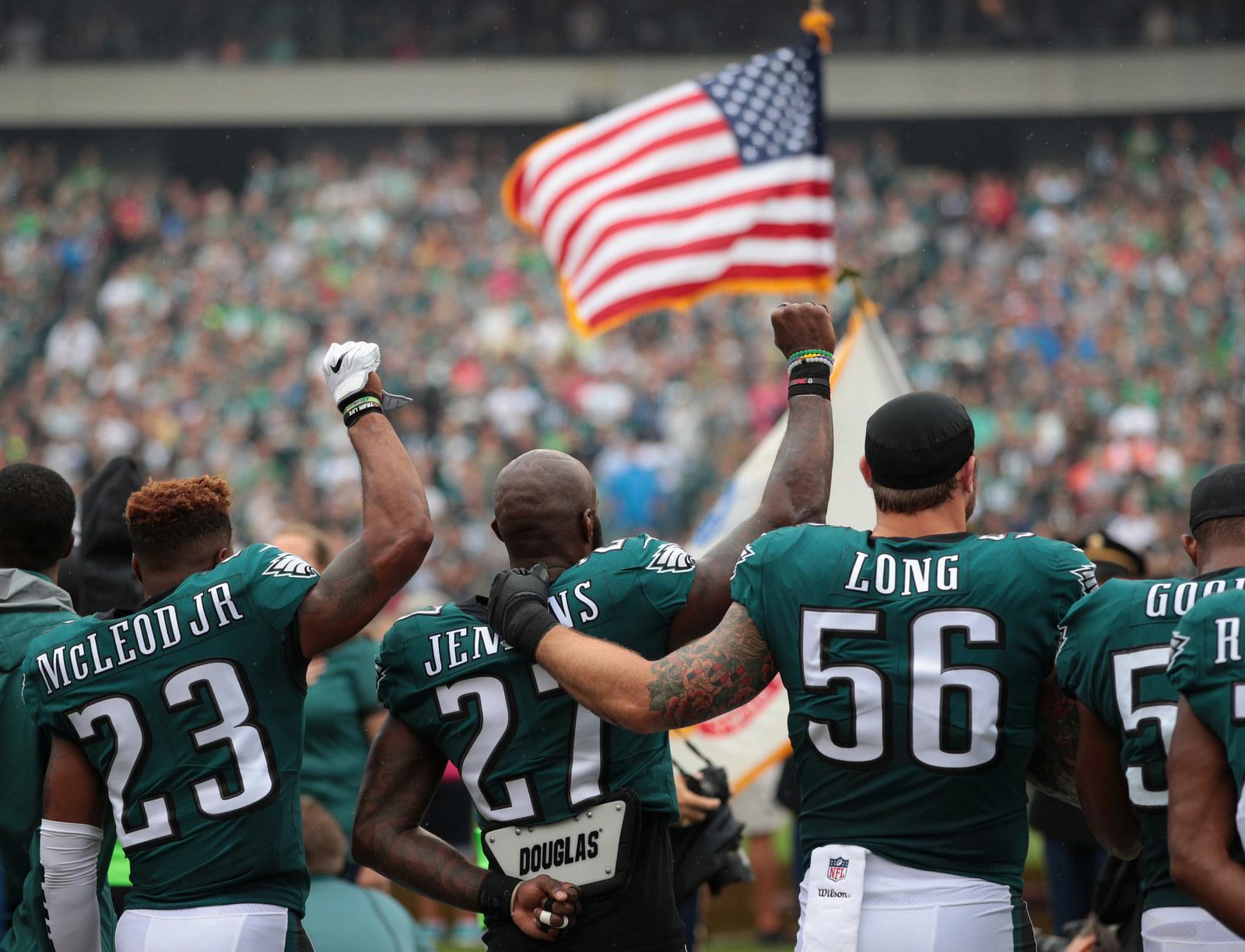 Philadelphia Eagles Trump