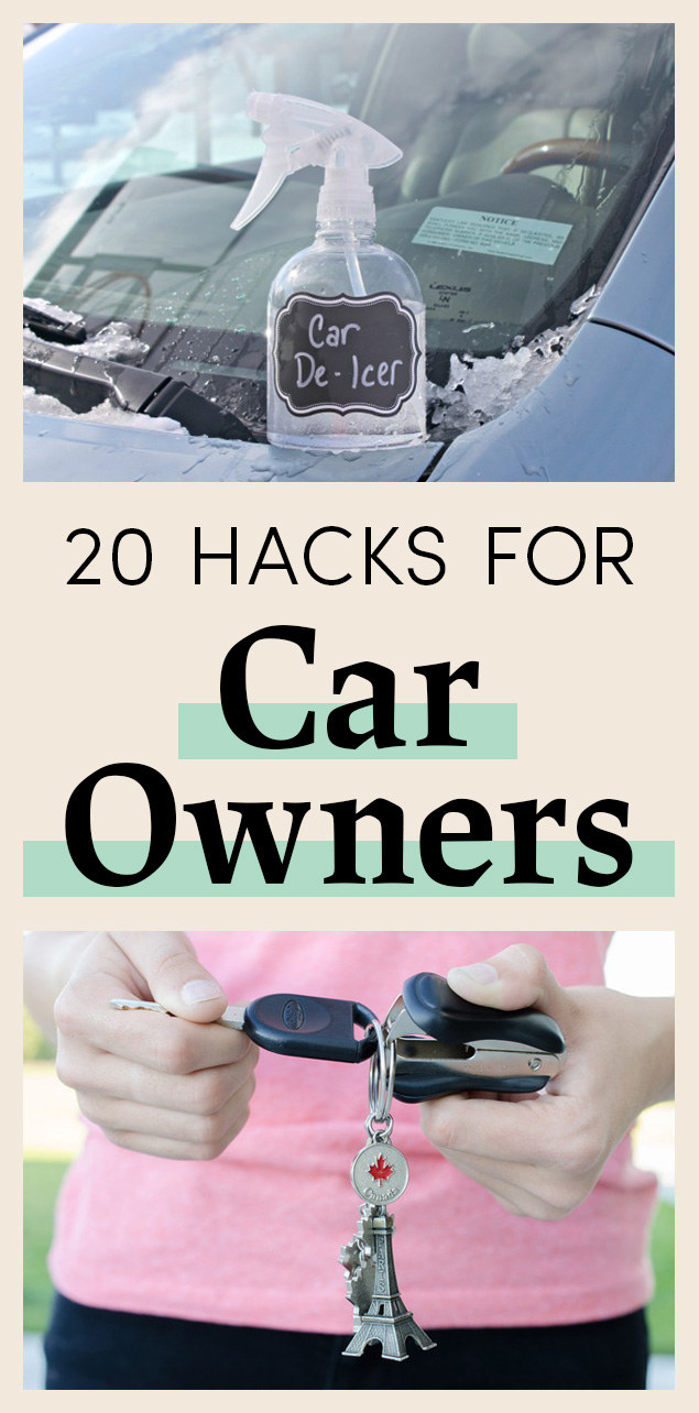 19 Problem-Solving Hacks Every Car Owner Should Try