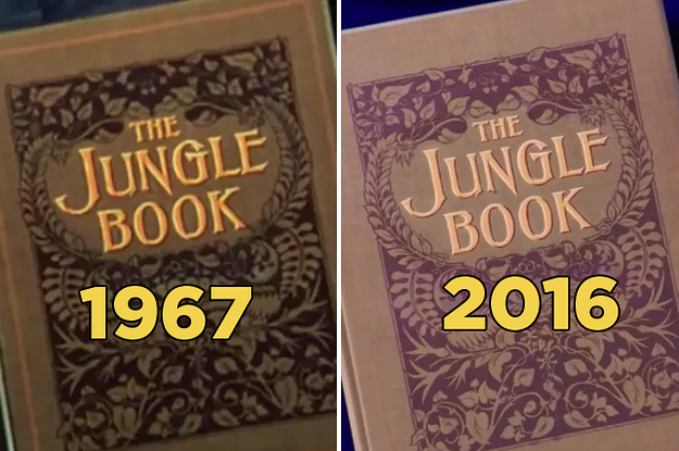 Disney Repainted The Same Prop Book For Three Of Its Movies