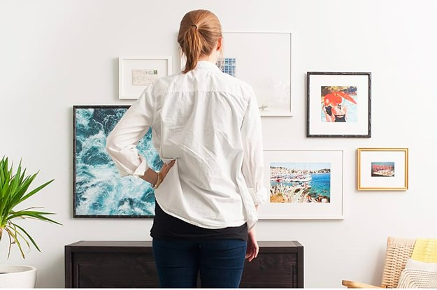 Here's How To Hang Anything And Everything On Your Walls