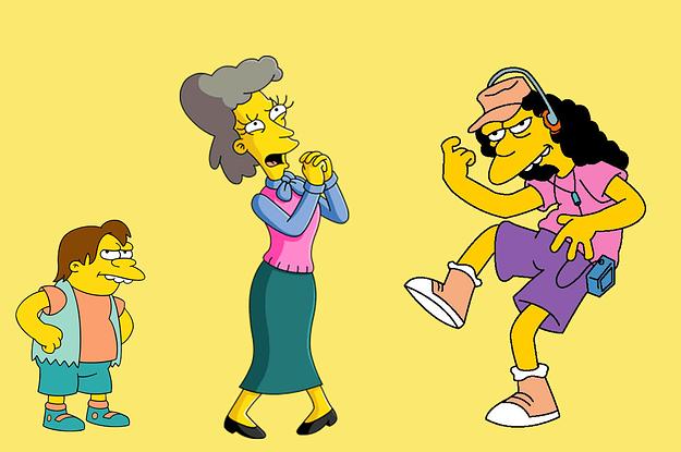 """Todo mundo é a combinação de dois personagens de """"Os Simpsons"""" – aqui estão os seus"""