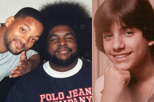 13 Wonderful Celebrity #TBT Photos You Should Definitely Check Out This Week
