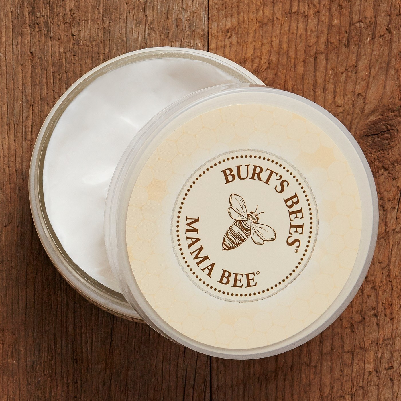 burts bees mama bee container