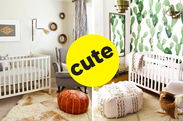 17 Neutral Nurseries That'll Make You Forget All About Pink And Blue