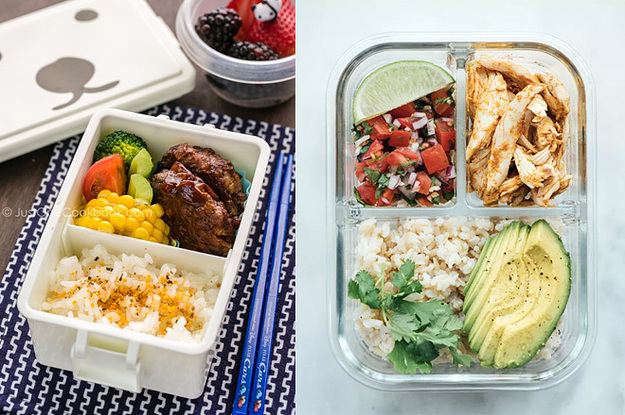17 Packable Lunch Ideas That Ll Actually Fill You Up