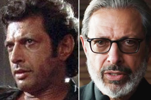 """Here's What The Cast Of """"Jurassic Park"""" Looks Like 25 Years Later"""