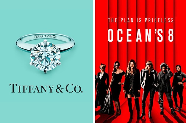 Shop At Tiffany & Co. And We'll Tell You Who You Are From