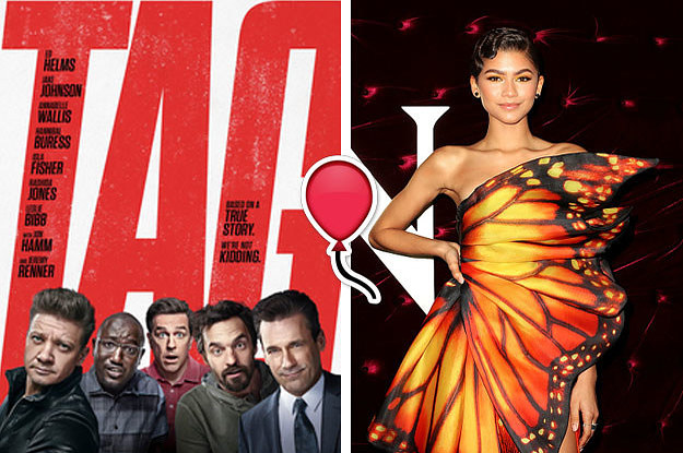 Invite Seven Celebrities To Your Birthday Party And We'll Give You An Upcoming Movie To Watch