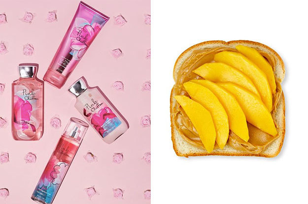 Choose Some Scents And We'll Give You A Crazy Food Combination To Try