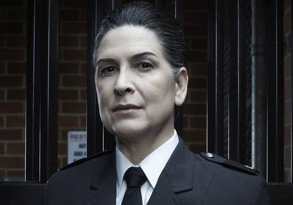Winner: Pamela Rabe (Joan Ferguson, Wentworth, Foxtel — Showcase)Elisabeth Moss (Robin Griffin, Top Of The Lake: China Girl, Foxtel — BBC First)Kate Atkinson (Vera Bennett, Wentworth, Foxtel — Showcase)Kate Box (Marg McCann, Riot, ABC)Leeanna Walsman (Bree Gallagher, Safe Harbour, SBS)