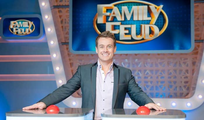 Winner: Grant Denyer (Family Feud/All Star Family Feud, Network Ten)Amanda Keller (The Living Room, Network Ten)Andrew Winter (Love It Or List It Australia/Selling Houses Australia, Foxtel — Lifestyle)Jessica Marais (Love Child, Nine Network; The Wrong Girl, Network Ten)Rodger Corser (Doctor Doctor, Nine Network)Tracy Grimshaw (A Current Affair, Nine Network)