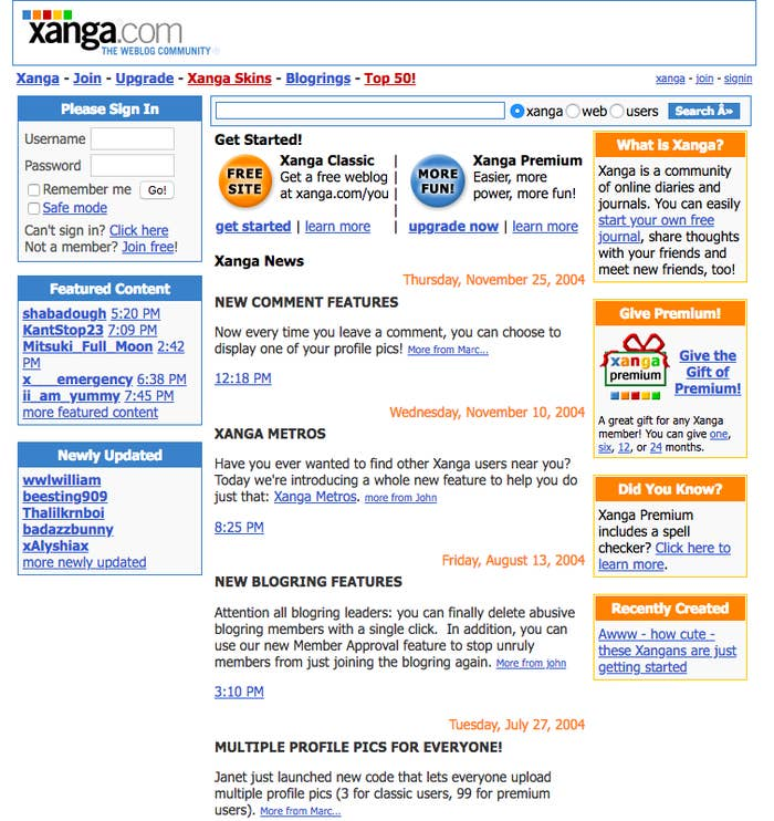21 Websites That All '00s Kids Used To Be Completely