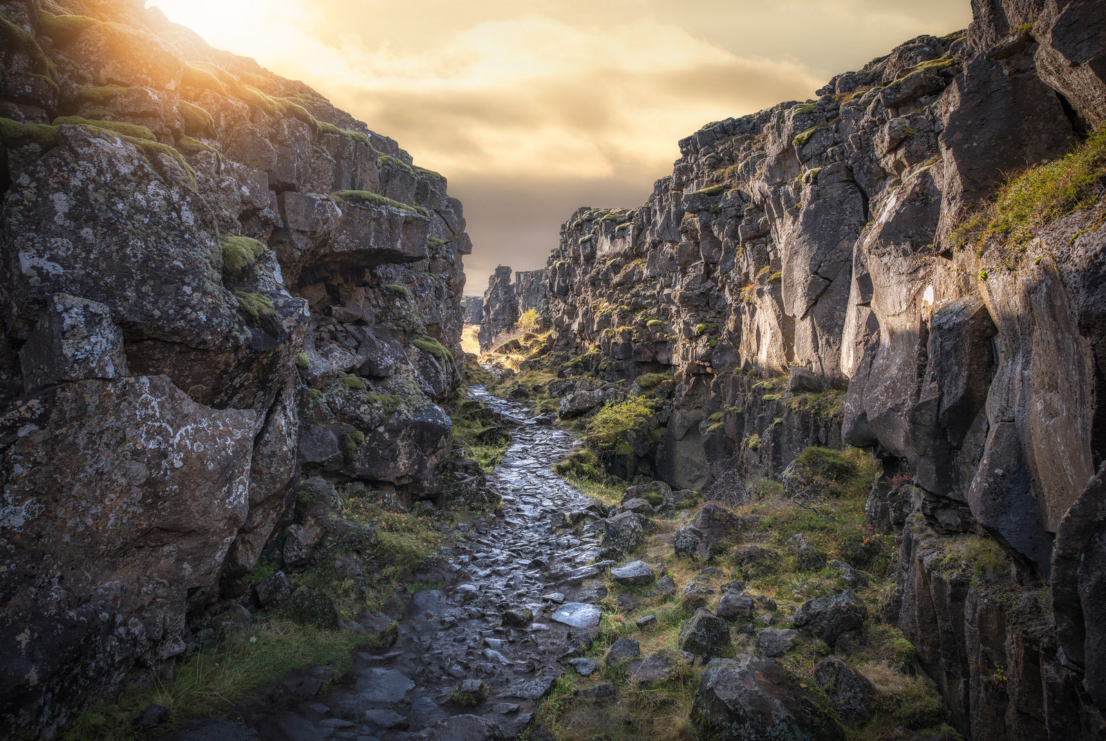 "Iceland: Thingvellir National Park -  If you watch ""Game of Thrones,"" you'll probably recognize Thingvellir National Park. It's located about an hour outside of Reykjavik along the Golden Circle route."
