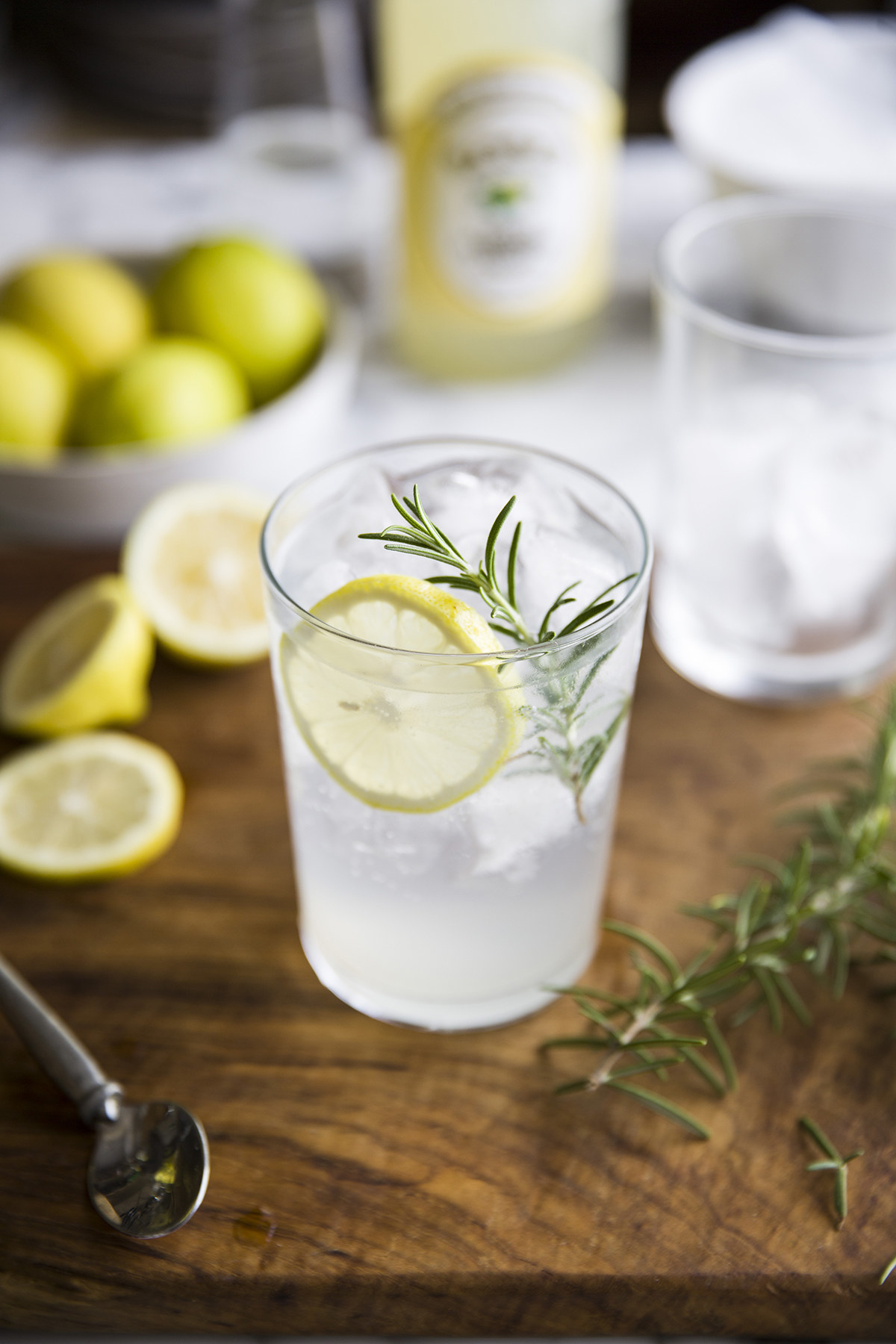 Tangy meets herbaceous in this elegant take on a classic. Who says a summer cocktail can't be simple? Get the recipe here.