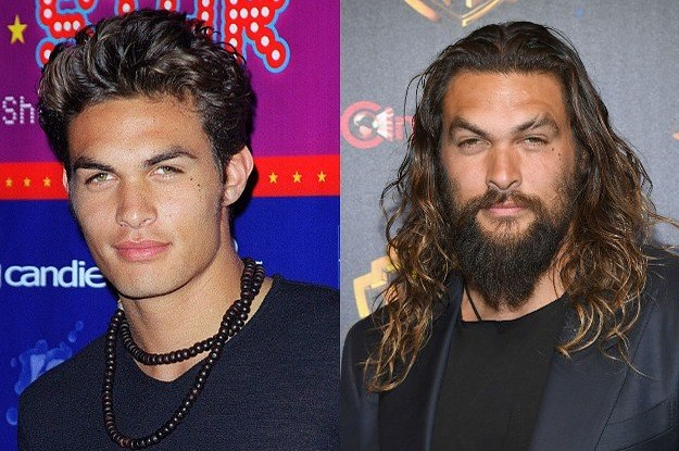 Jason Momoa Has Shaved Off His Beard Because People Are Destroying The Planet