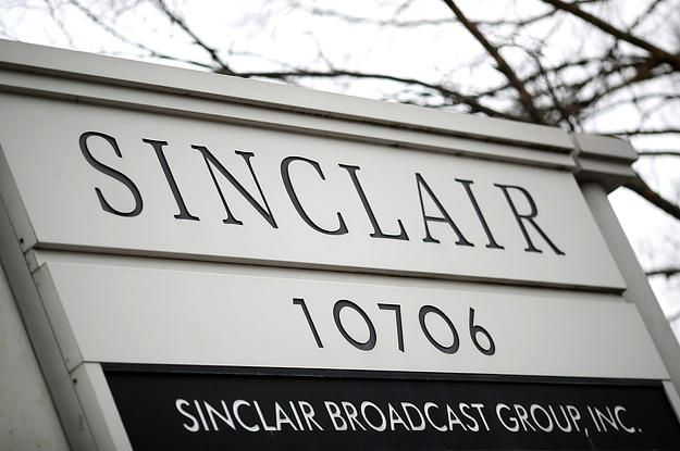 photo image Sinclair's Fox News: The Conservative Broadcaster Plans To Launch A Streaming Service Called STIRR