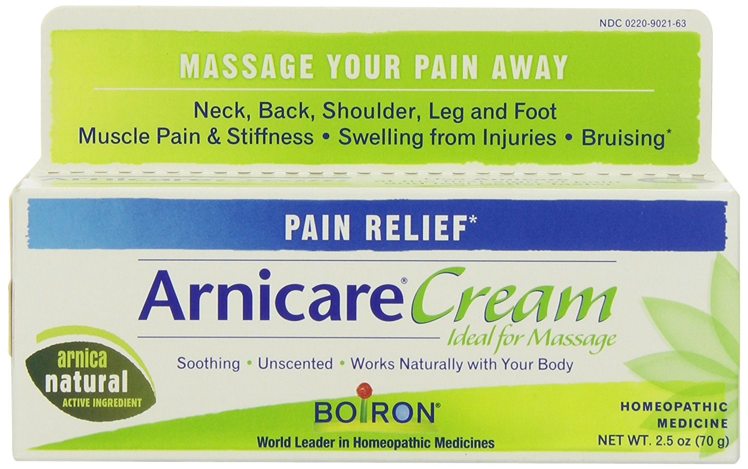 Thousands Of People Swear By This Cream For Pain And Bruising