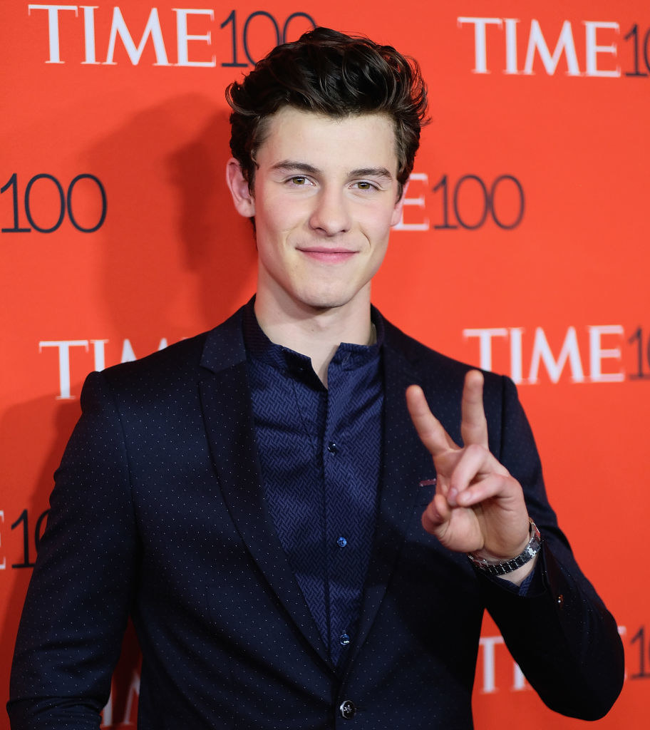 "Shawn Mendes - Who he is:  Canadian singer/heartthrob My mom's guess:  ""Shawn Mendes. He went the to [the] Met Gala with Hailey Baldwin. Now she is engaged to the Biebs. He said they are just friends. Maybe she is just trying to make him jealous."" Was she right?"
