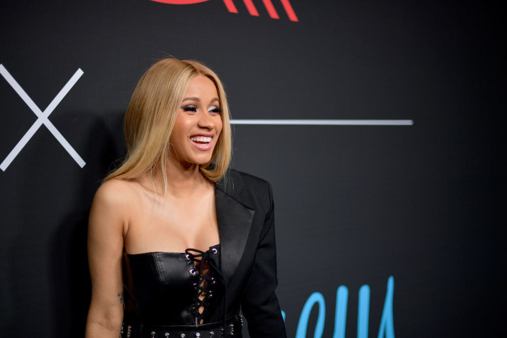 "Cardi B - Who she is:  Rapper My mom's guess:  ""Is that Cardi B.? I would have thought she would have had more tattoos, so not sure."" Was she right?"
