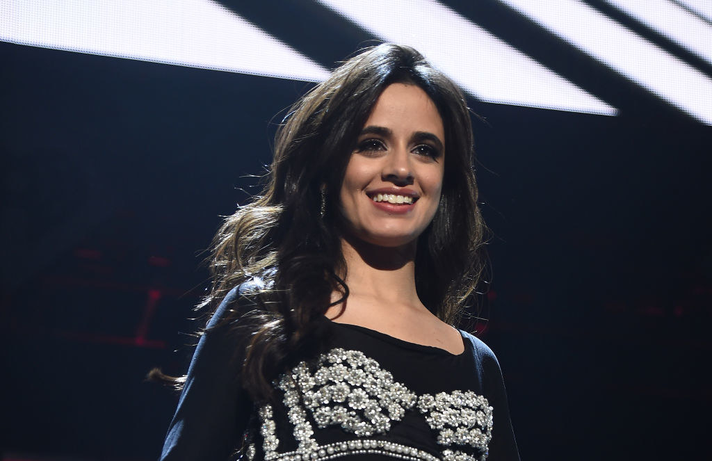 "Camila Cabello - Who she is:  Pop star and former member of Fifth Harmony My mom's guess:  ""Not sure — she looks like she might be Penelope Cruz's daughter. No tattoos, piercings and clothes that fit and cover — I like her!"" Was she right?"