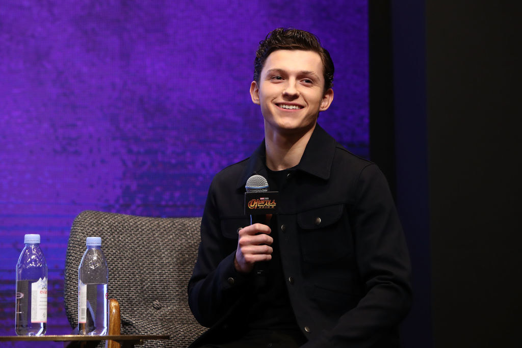 "Tom Holland - Who he is:  Actor best known for playing Spiderman My mom's guess:  ""No idea."""