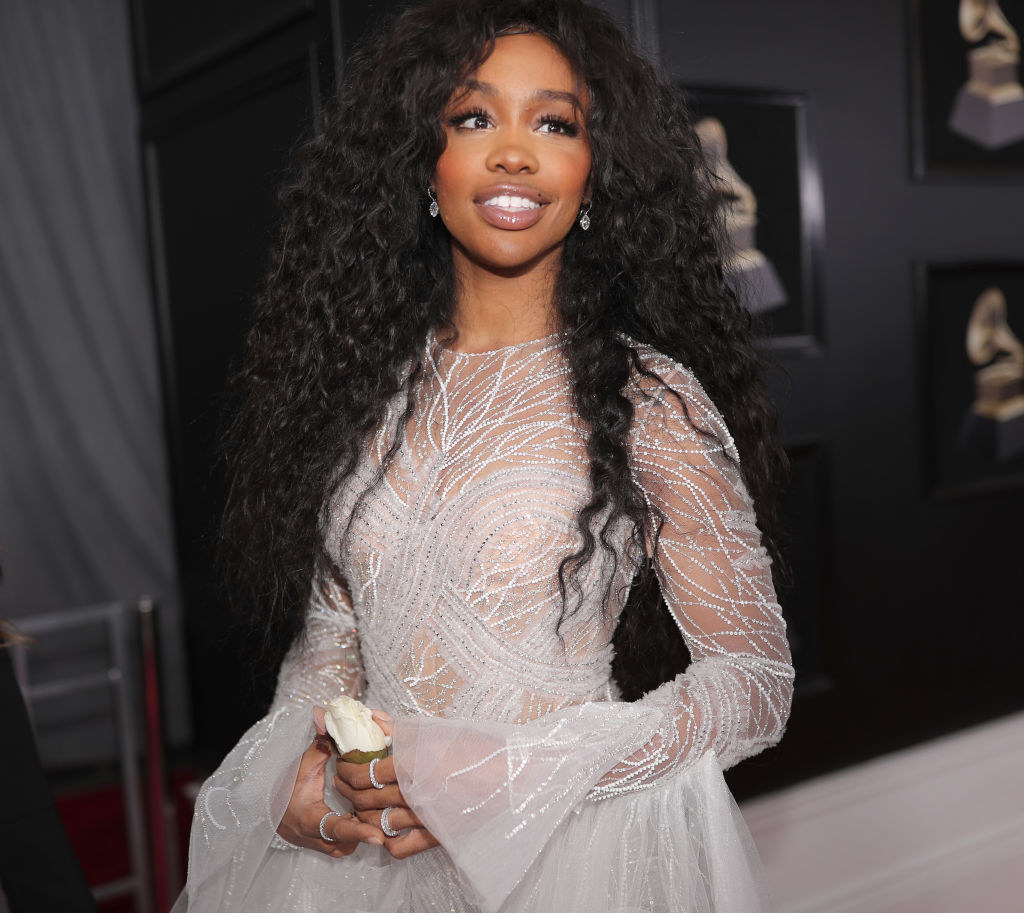 "SZA - Who she is:  Singer My mom's guess:  ""I have no idea who [she] is. A contestant on  The Bachelor ? Looks like she was given a rose."" Was she right?"