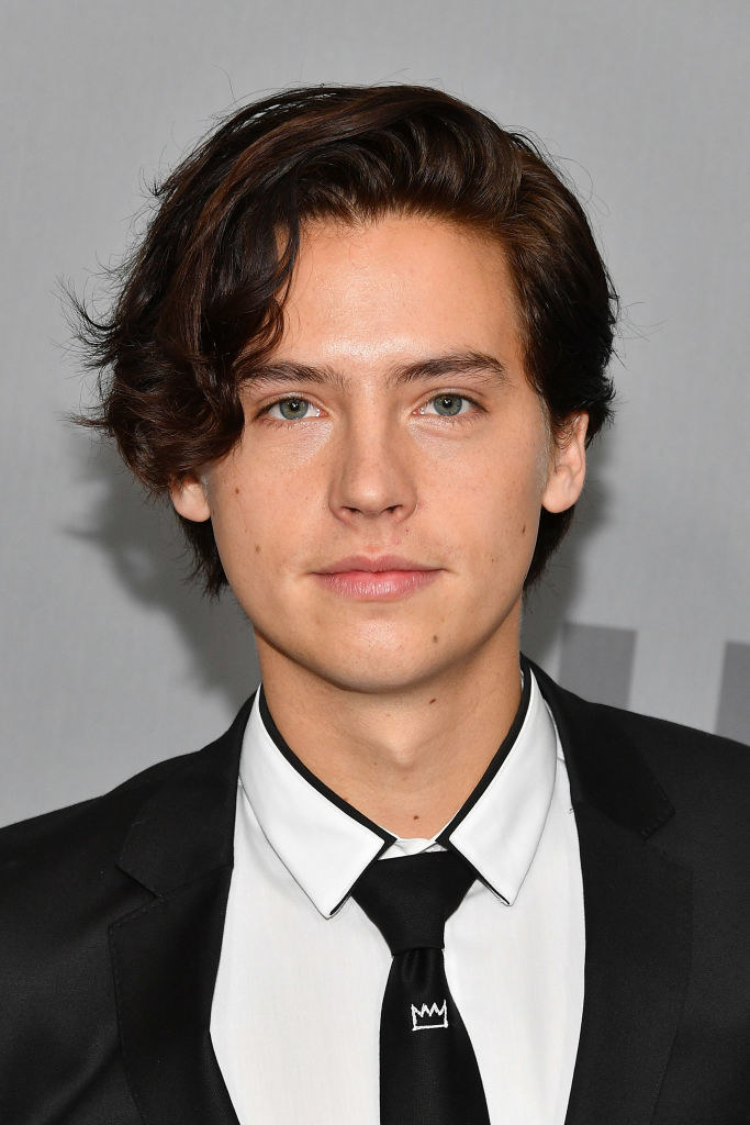 "Cole Sprouse - Who he is: Riverdale  actor My mom's guess:  ""Is that Adam's [my boyfriend] high school yearbook photo?"""