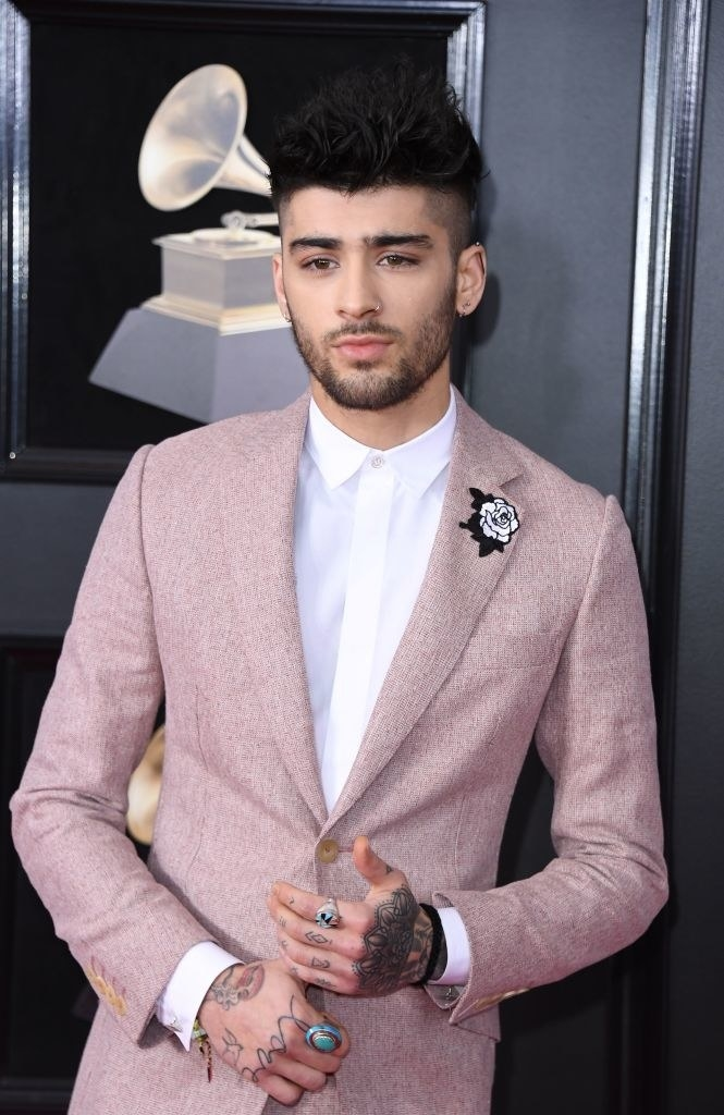 "Zayn - Who he is:  Singer and former member of One Direction My mom's guess:  ""Zayne something. Goes out with one of those Hadid models."" Was she right?"