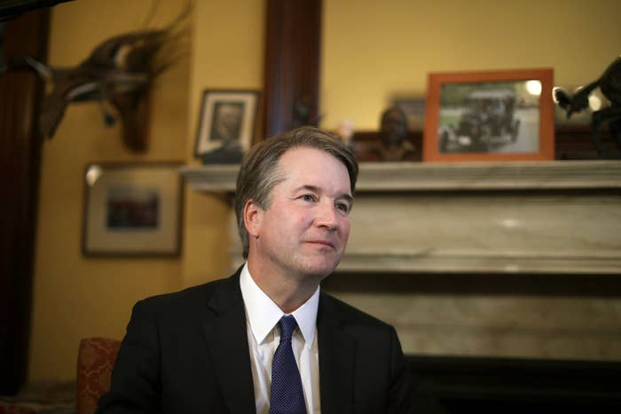 The Yale Secret Society Brett Kavanaugh Joined Was Mostly