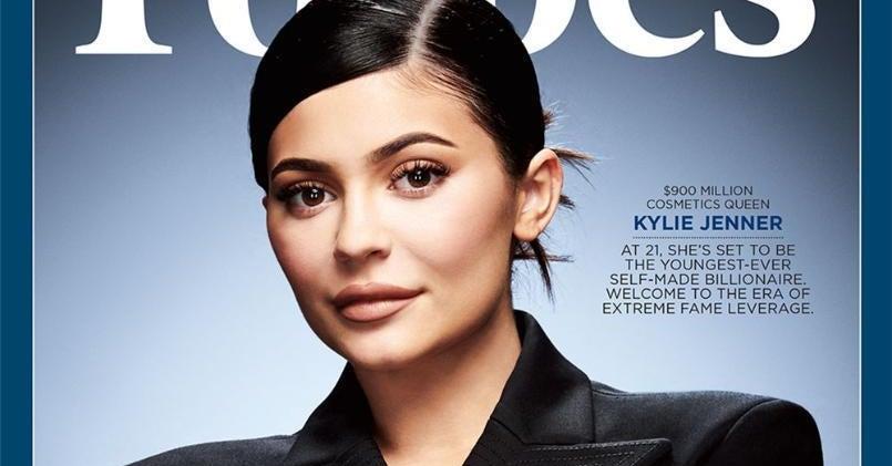Kylie Jenner, 20, está prestes a ultrapassar Zuckerberg como a bilionária mais jovem do mundo