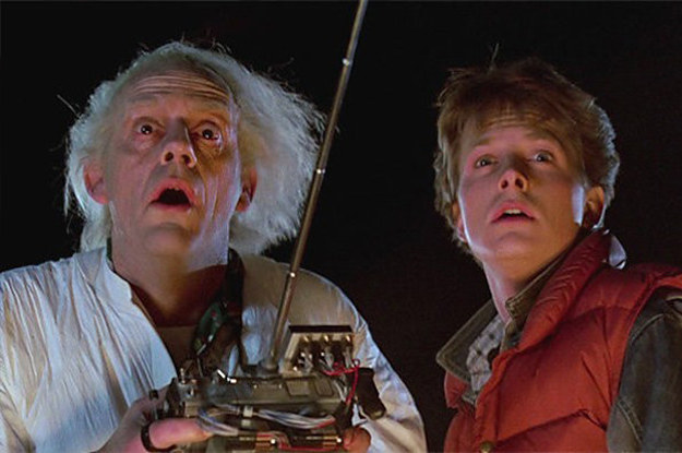 """18 Mind-Blowing Details You Never Noticed In The """"Back To The Future"""" Movies"""