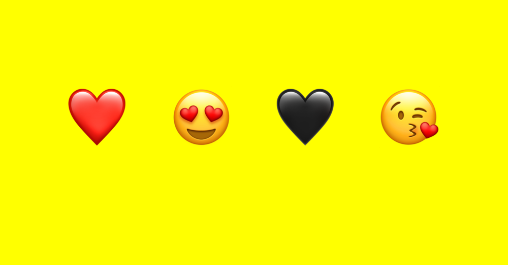 Which Heart Emoji Are You?