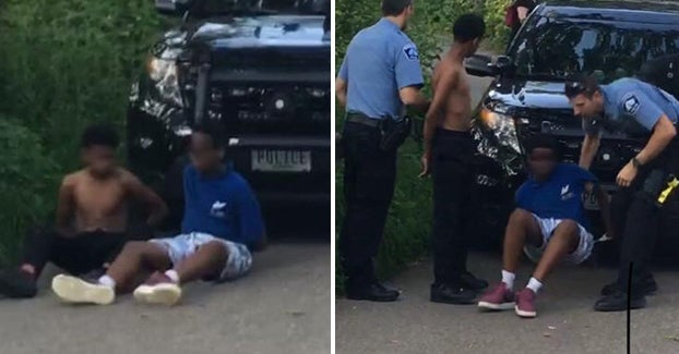 Police Pointed A Gun At Four Black Boys After A 911 Caller Falsely Claimed They Were Armed