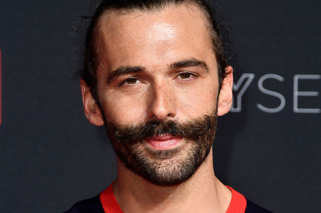 Jonathan Van Ness Had The Most Beautiful Reaction To
