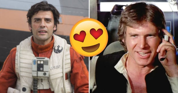 "Which ""Star Wars"" Hunk Is Your Soulmate?"