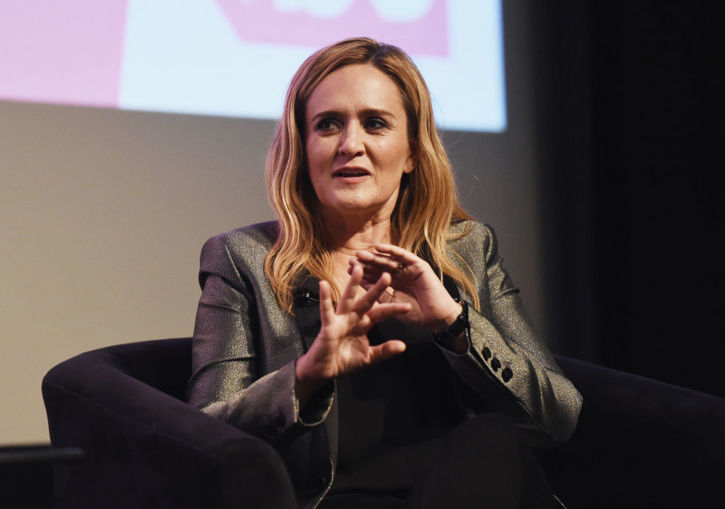"""Full Frontal  host Samantha Bee opened up about the """"learning curve"""" she has faced since  backlash  erupted when she called Ivanka Trump a """"feckless cunt"""" on her show this past May."""