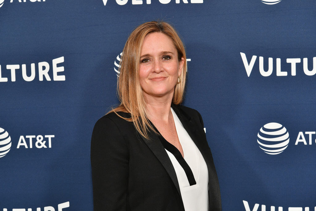 After securing seven Emmy nominations for her late-night show, Samantha Bee sat down with the  Hollywood Reporter  and addressed the controversy.