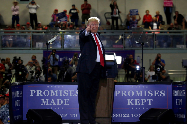 How Much Does Trump's Endorsement Matter? Alabama Republicans Don't Really Care.