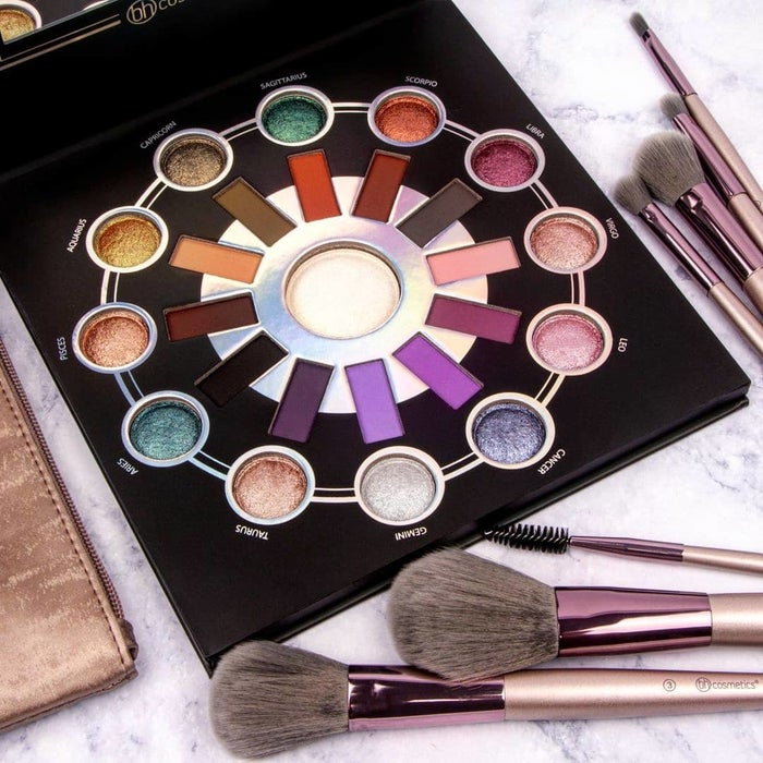 """Promising review: """"Probably one of my new favorite eyeshadow palettes. The mattes are so smooth and blend so easily while still keeping their pigmentation, and the metallics are probably some of the best I've found so far. 10/10 will buy this again once I hit pan."""" —JessGet it from Ulta for $24."""