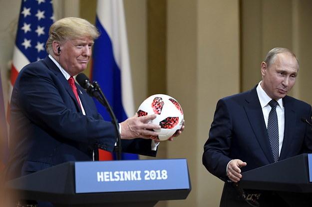 buzzfeed.com - emilytamkin - This Is How Vladimir Putin Owned Donald Trump