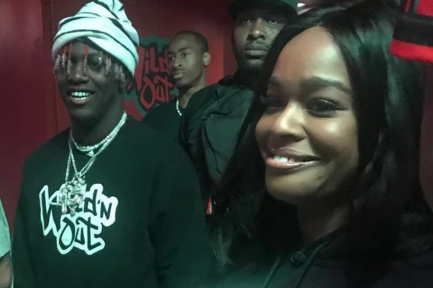 Azealia Banks Claimed The Cast Of Wild N Out Made Her Cry While Taping The Show But People Have No Sympathy