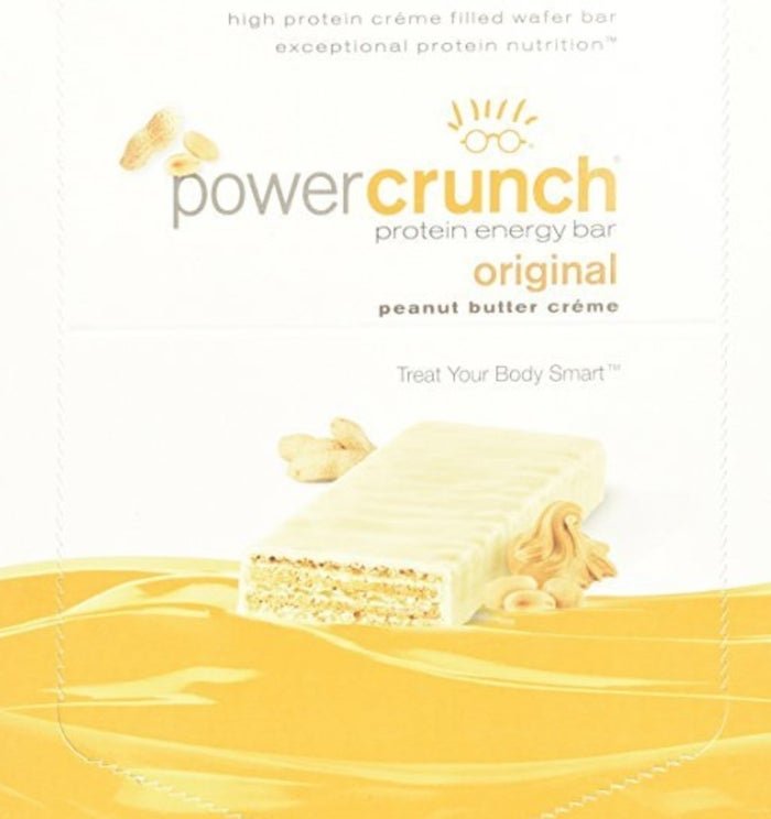 The PowerCrunch bar is filled with so many layers of creamy goodness, you'll have trouble deciding between its 9 flavors. And with 13g of protein in most on its bars, you won't be able to get enough.